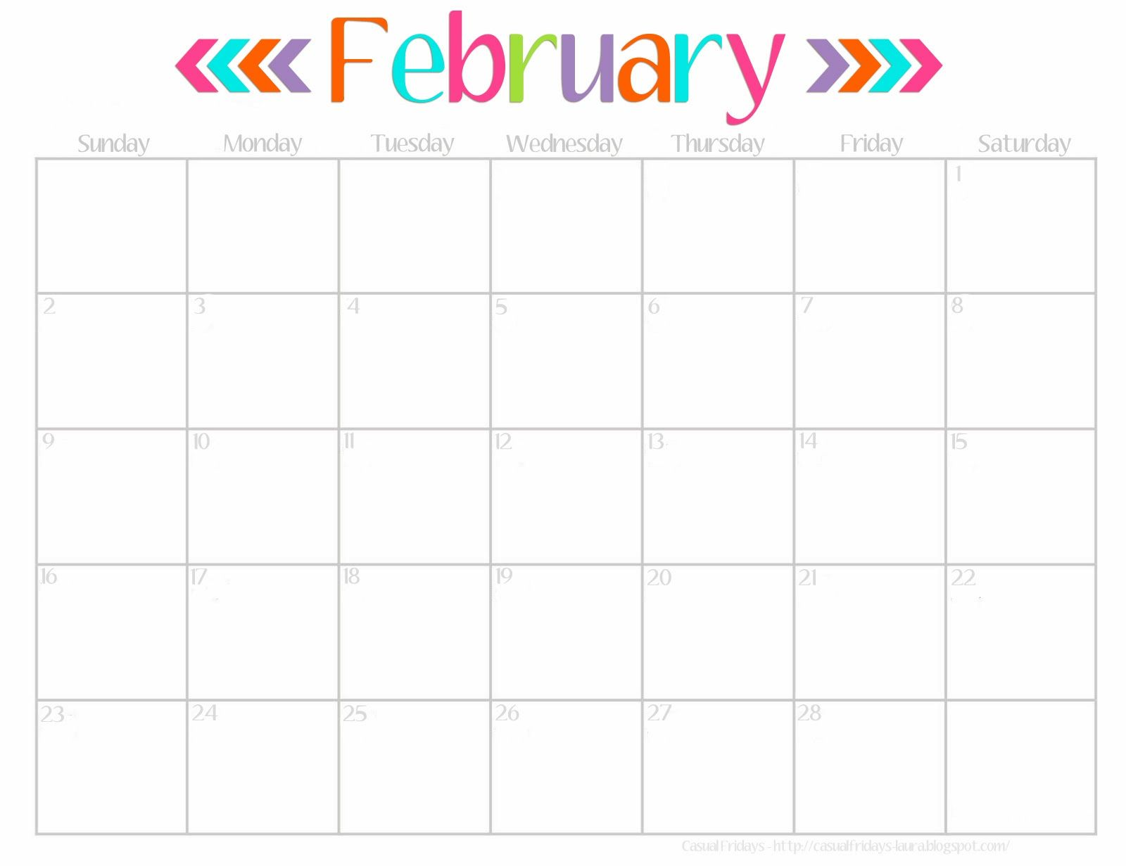february calendar calendar printable and 2015 calendar on pinterest