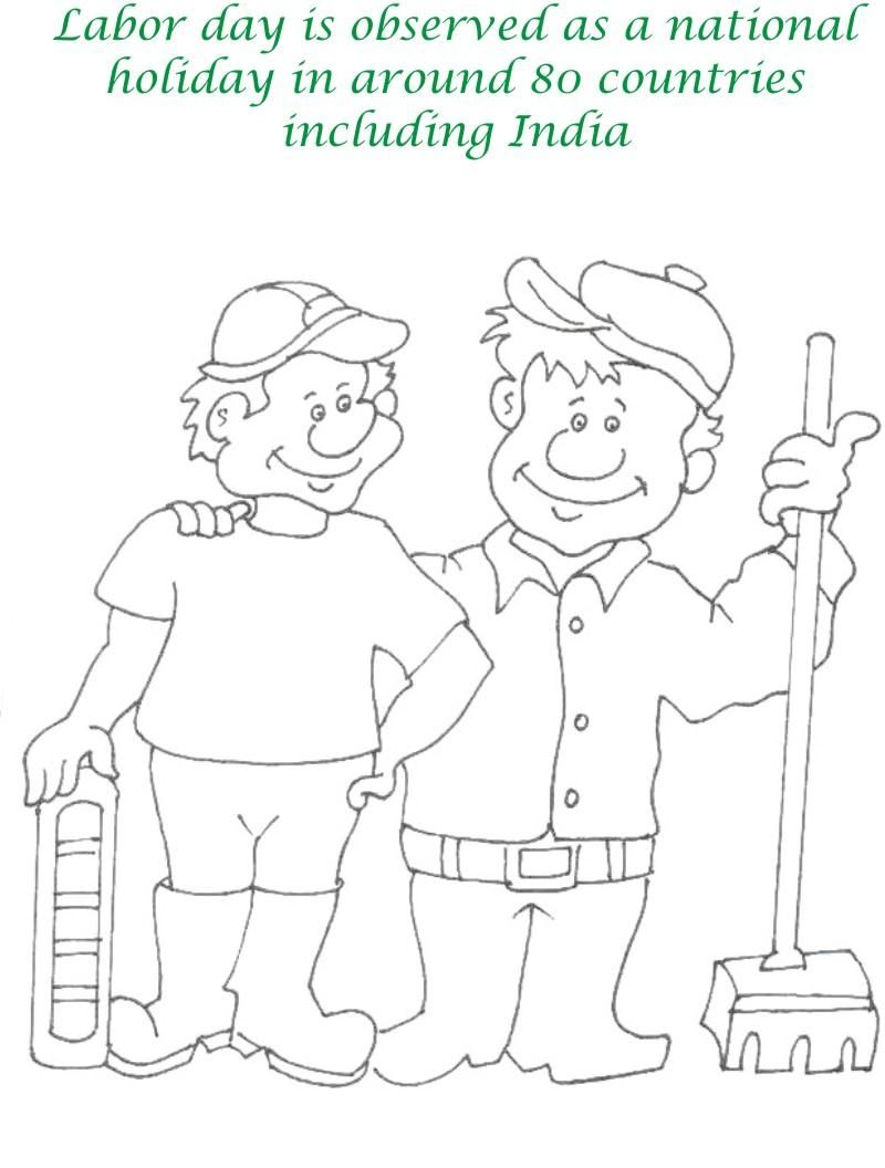 labor day coloring pages labor day online coloring pages page