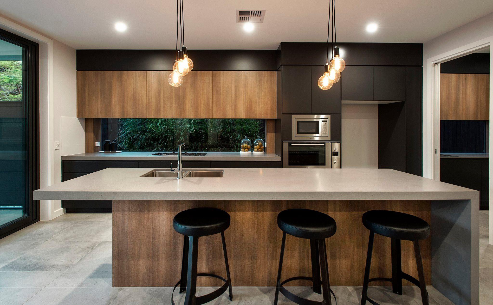 K2 Projects & Big House Little House. Caesarstone Sleek