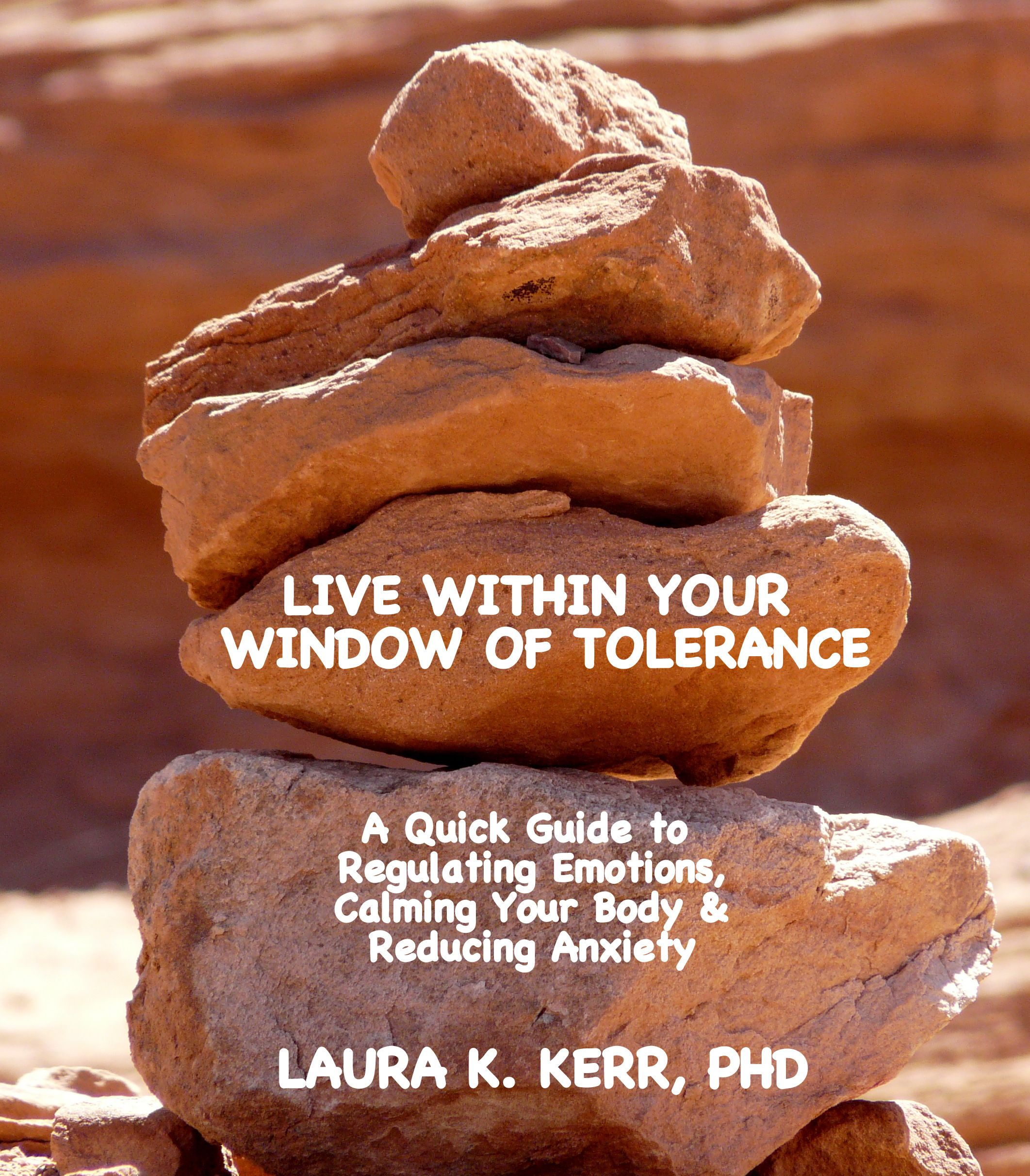 Live Within The Window Of Tolerance Useful Worksheet Is