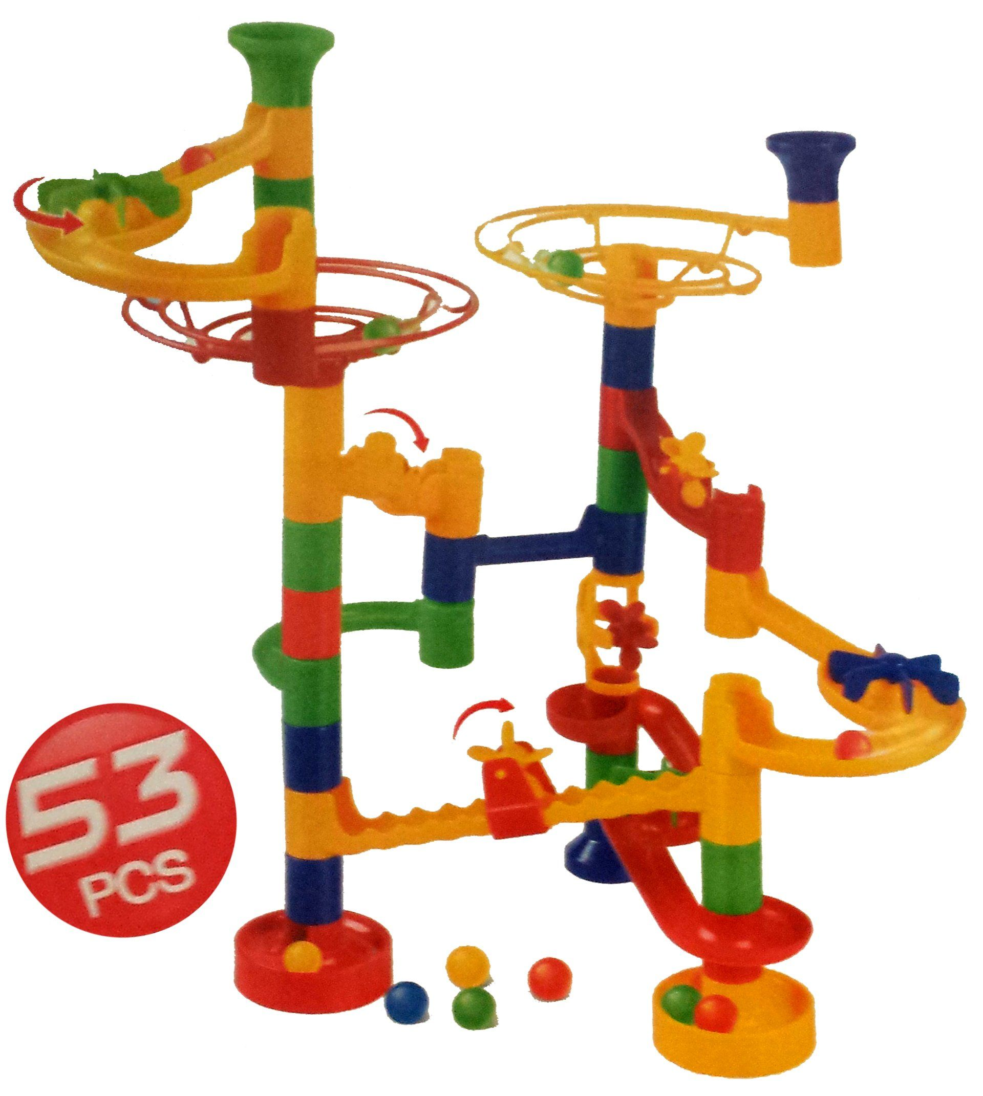 Galt Toys Mega Marble Run Amazon.co.uk Toys & Games