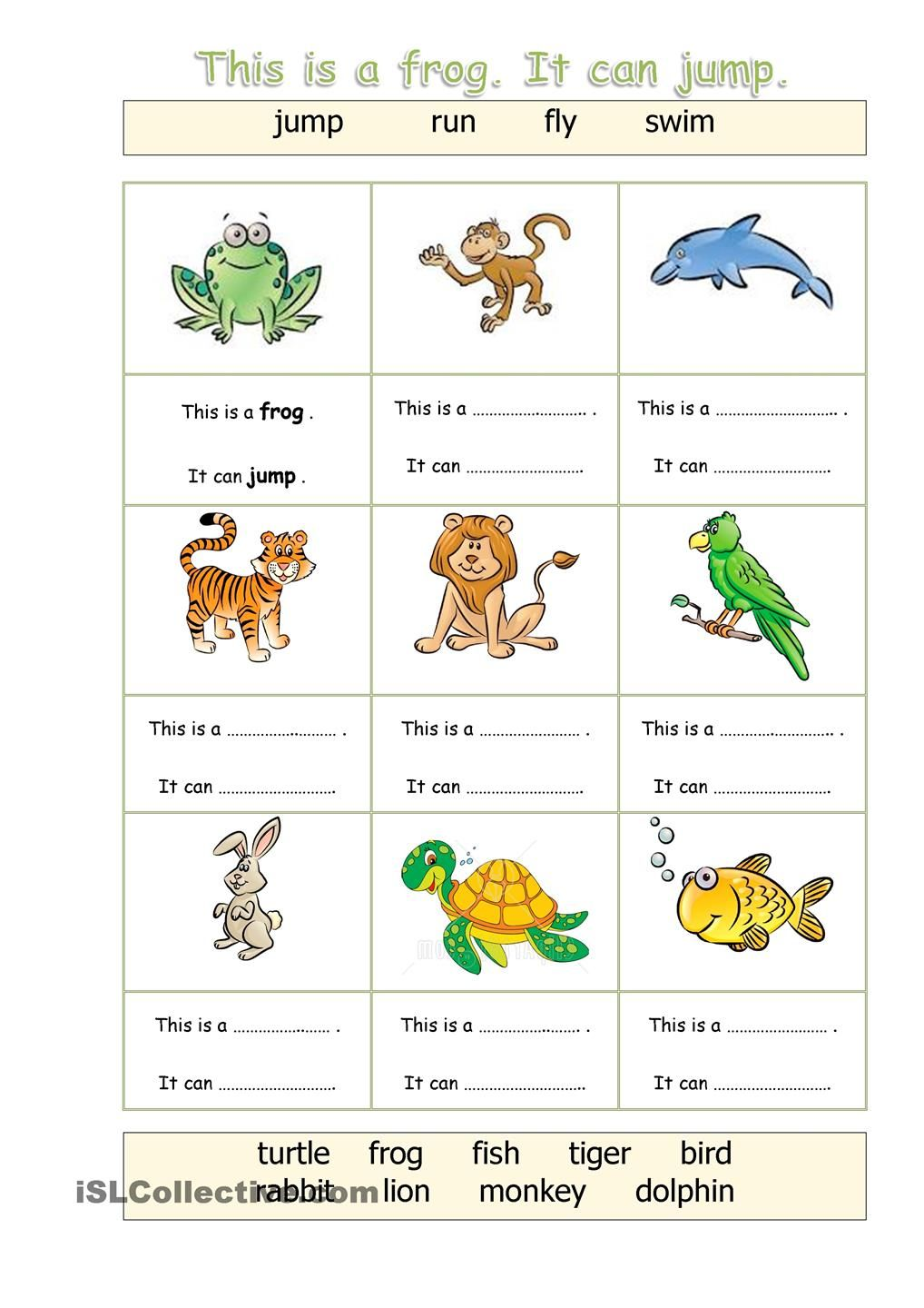 Animals Can animals Pinterest Animal, English and