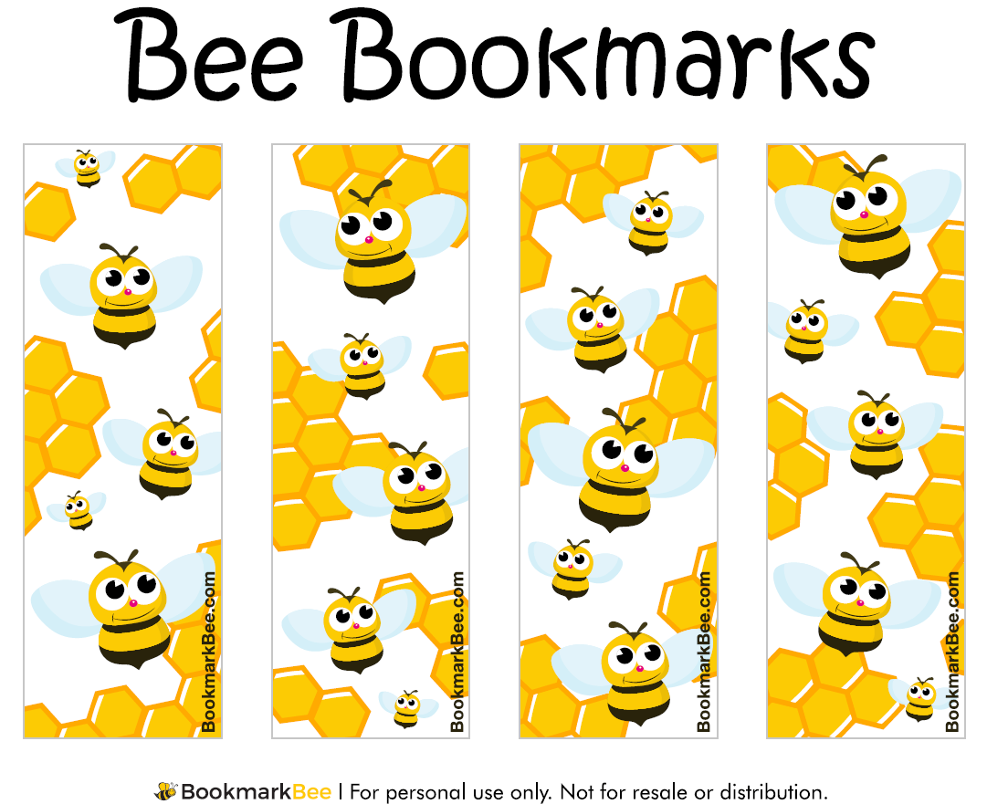 Bookmarkbee Bookmark Bee