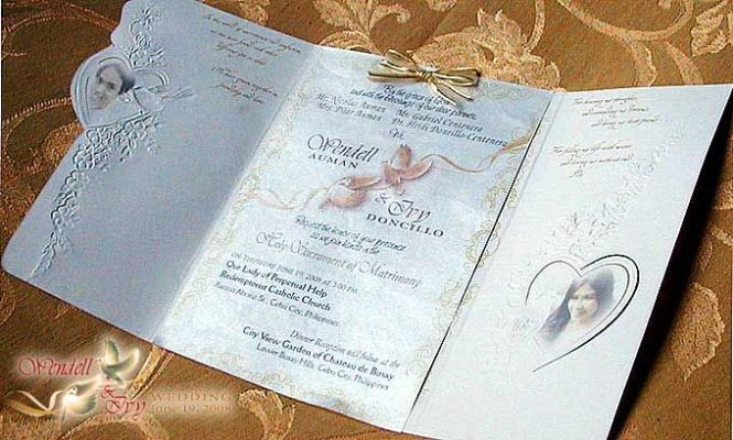 Example Of Wedding Invitation Layout – Example of Wedding Invitation Cards
