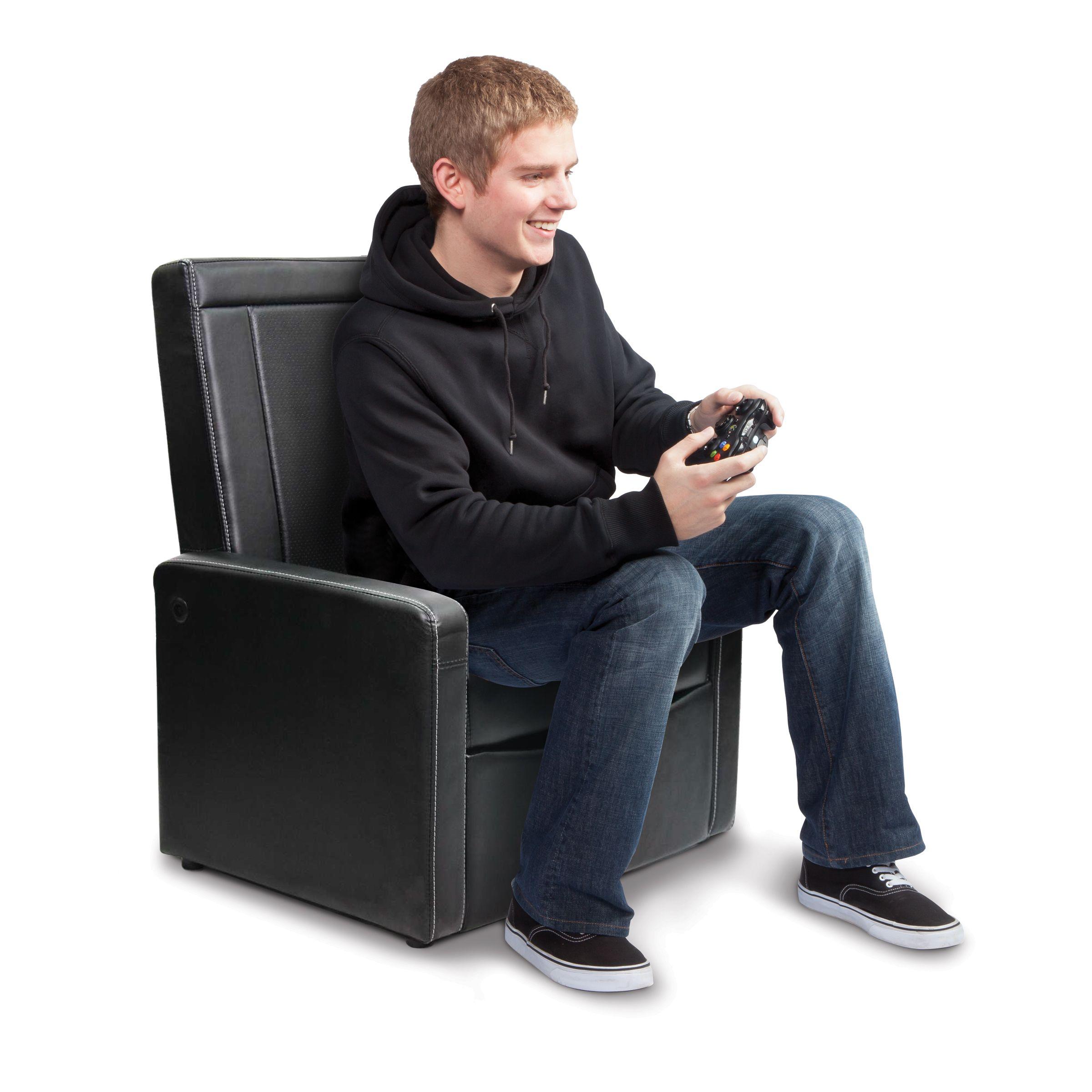 Gaming Chair/ Ottoman Available at Walmart New Gaming