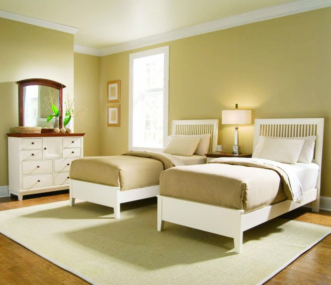 Twin Bedroom Sets Guide To Arranging Your Child S Home Furniture Design
