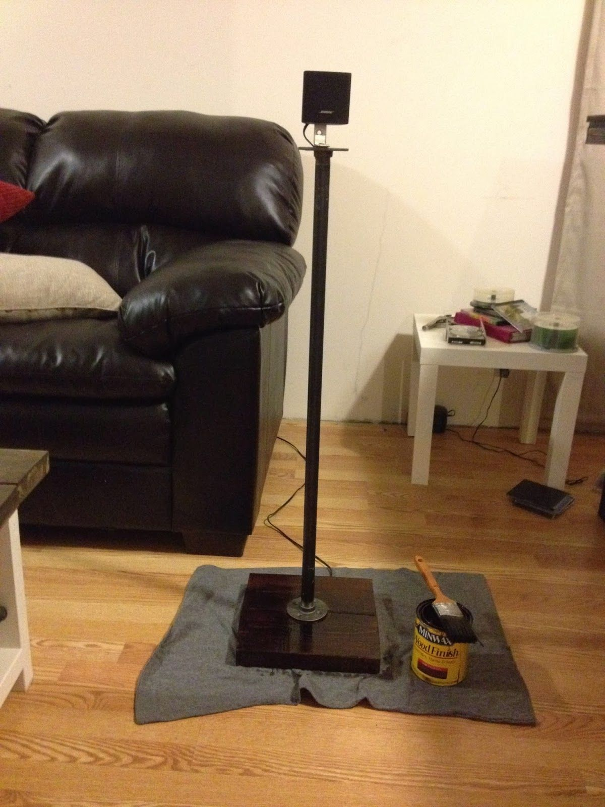 Diy Speaker Stands Upcycling Creations