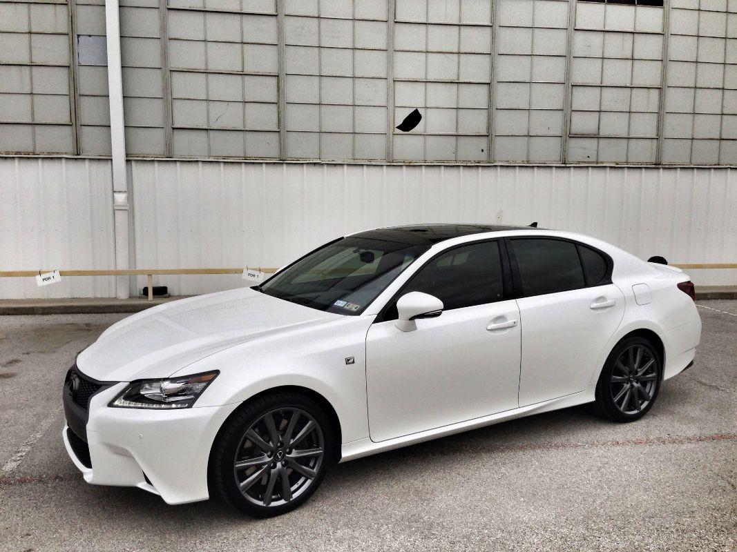 2014 Lexus GS 350 F Sport White Lexus Pinterest Cars