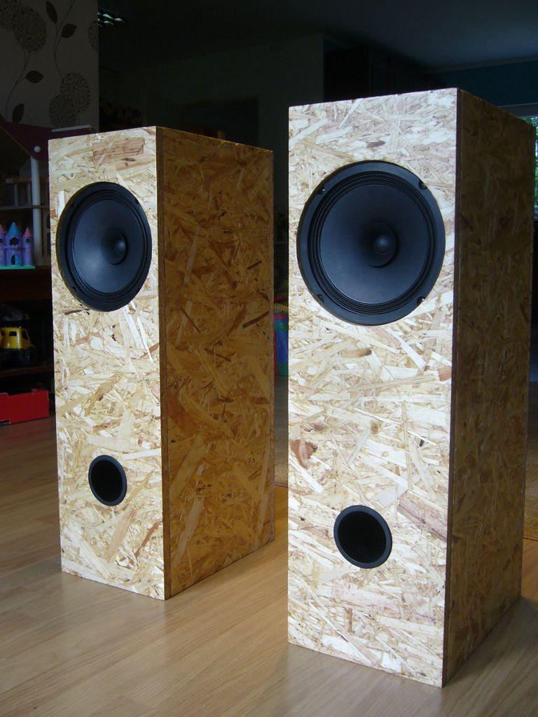 Visaton BG 20 Single Driver Full Range Speakers High End