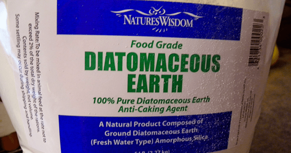 Health benefits of taking food grade Diatomaceous Earth