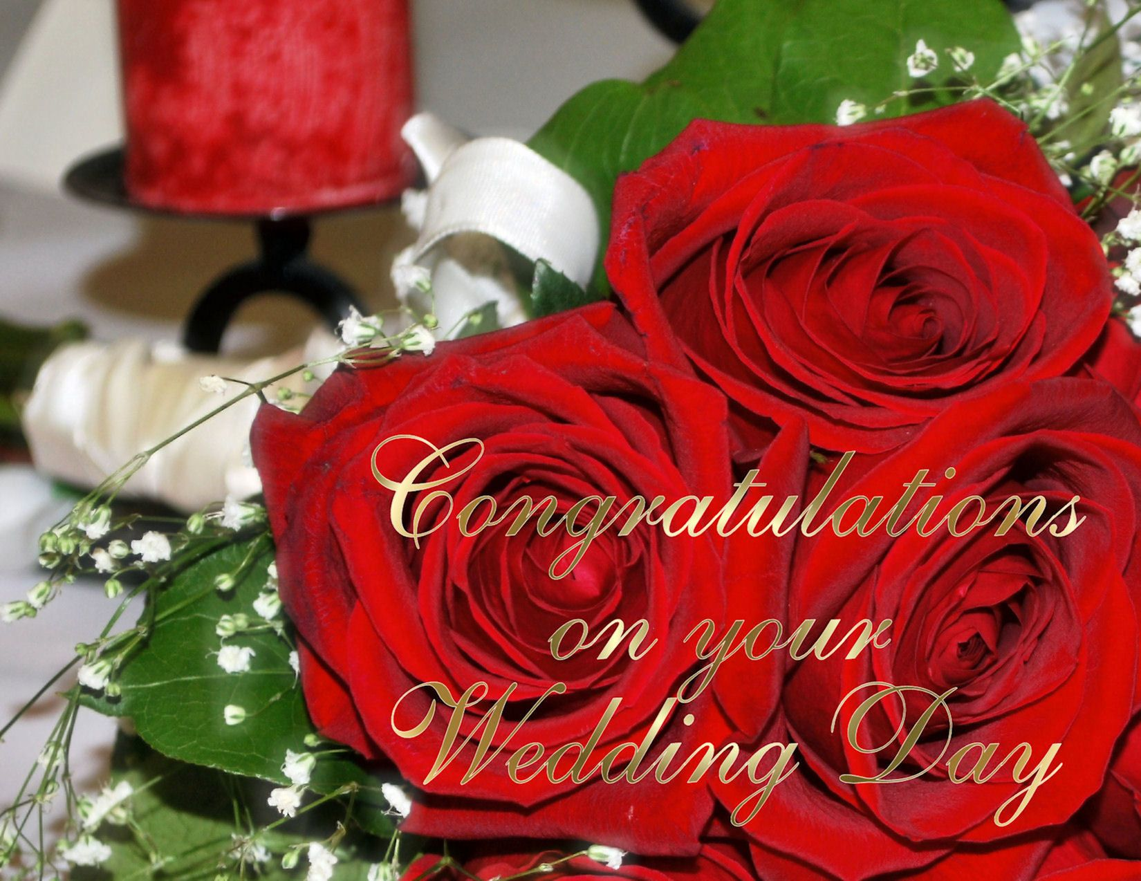 Congratulations On Your Wedding Message On Your Wedding