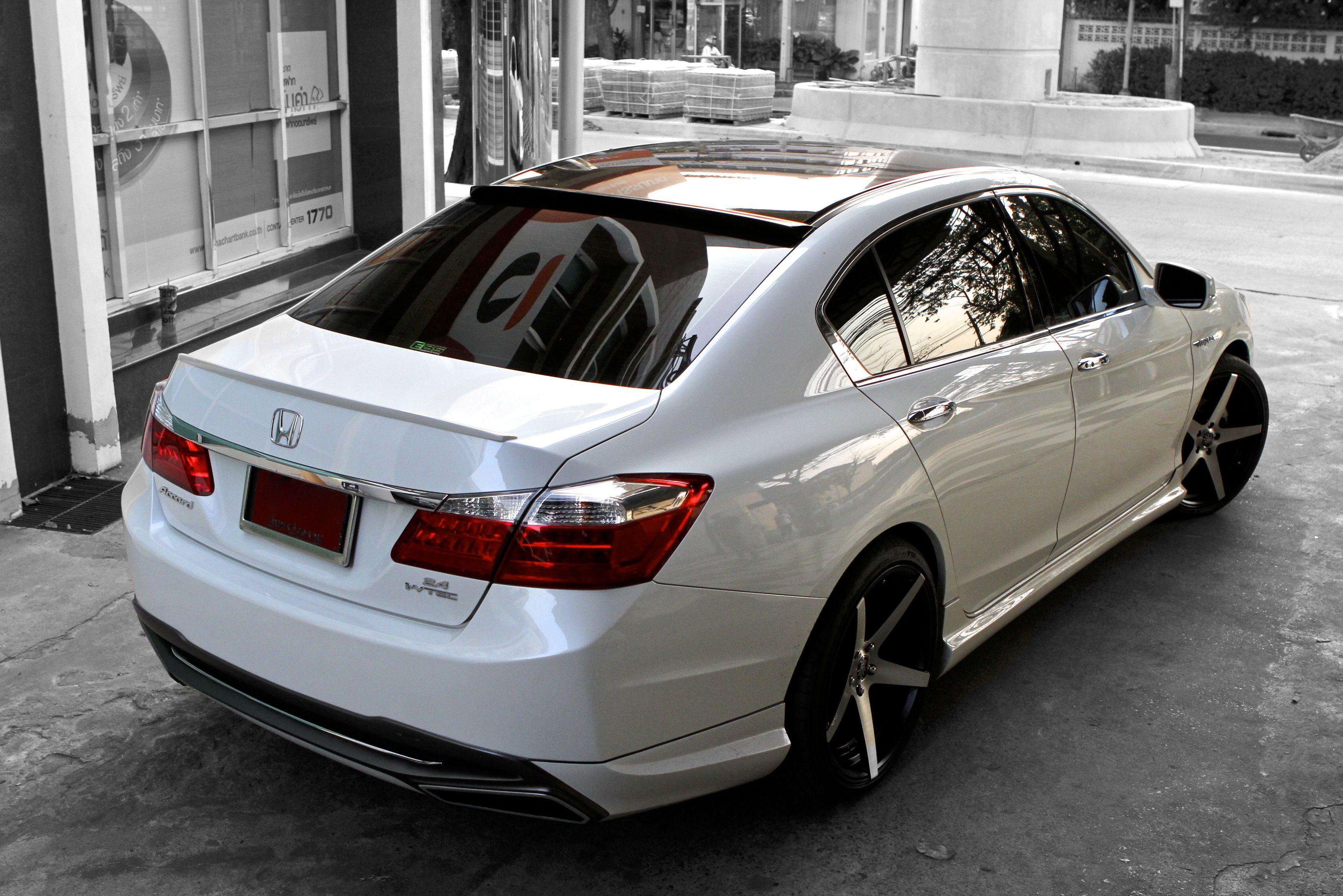 Honda Accord G9 Body Kit Design. My Works Pinterest