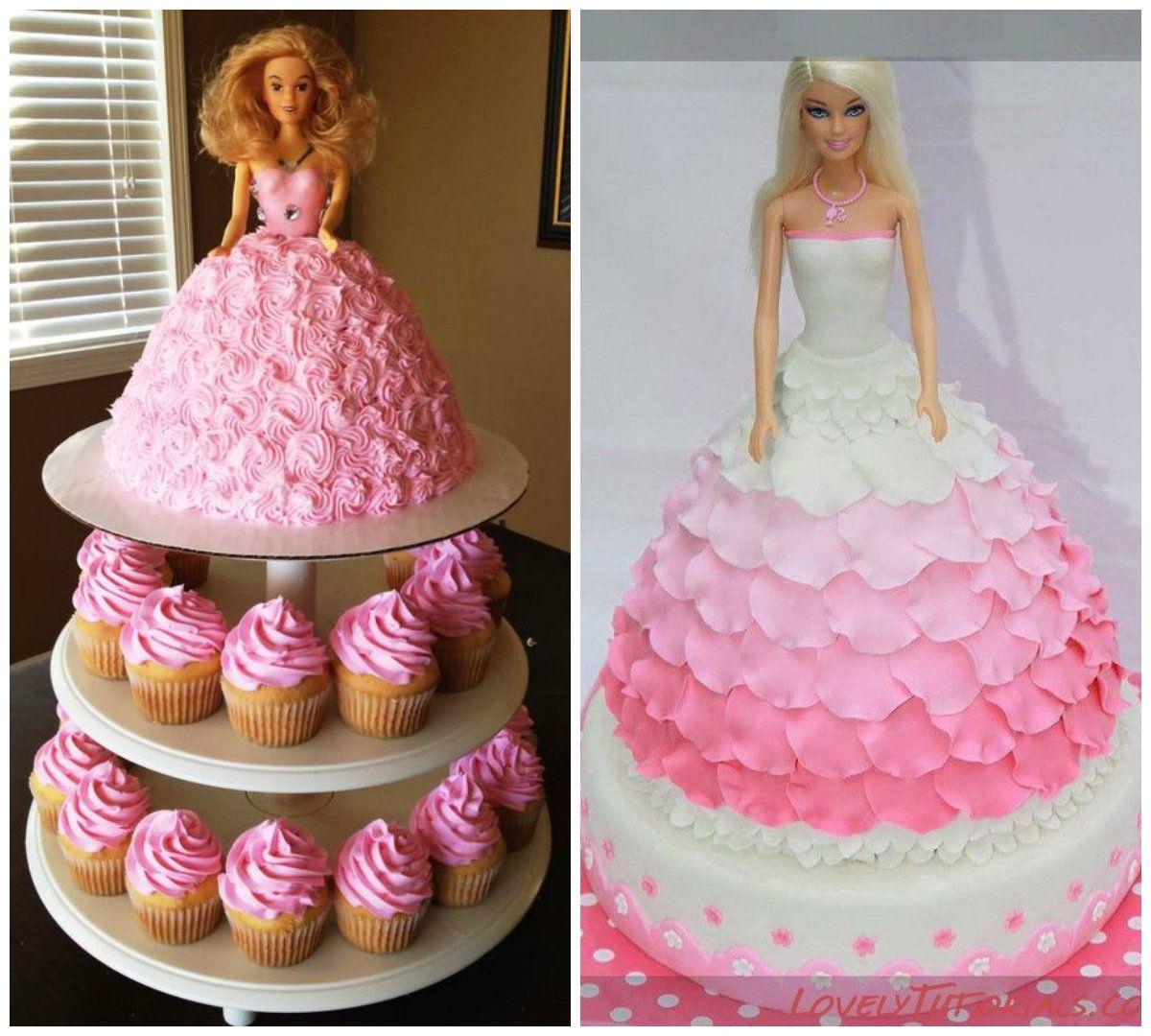 Image Result For Barbie Birthday Cake Ideas