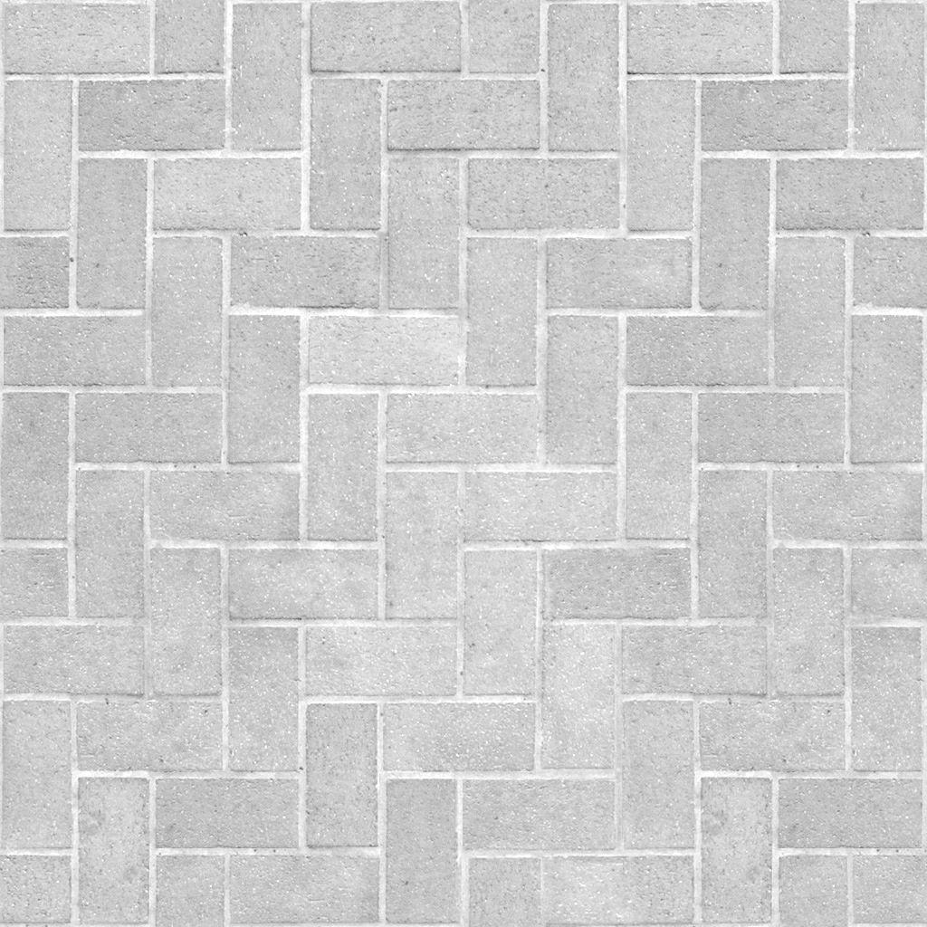 45 Degree Herringbone Brick Pattern