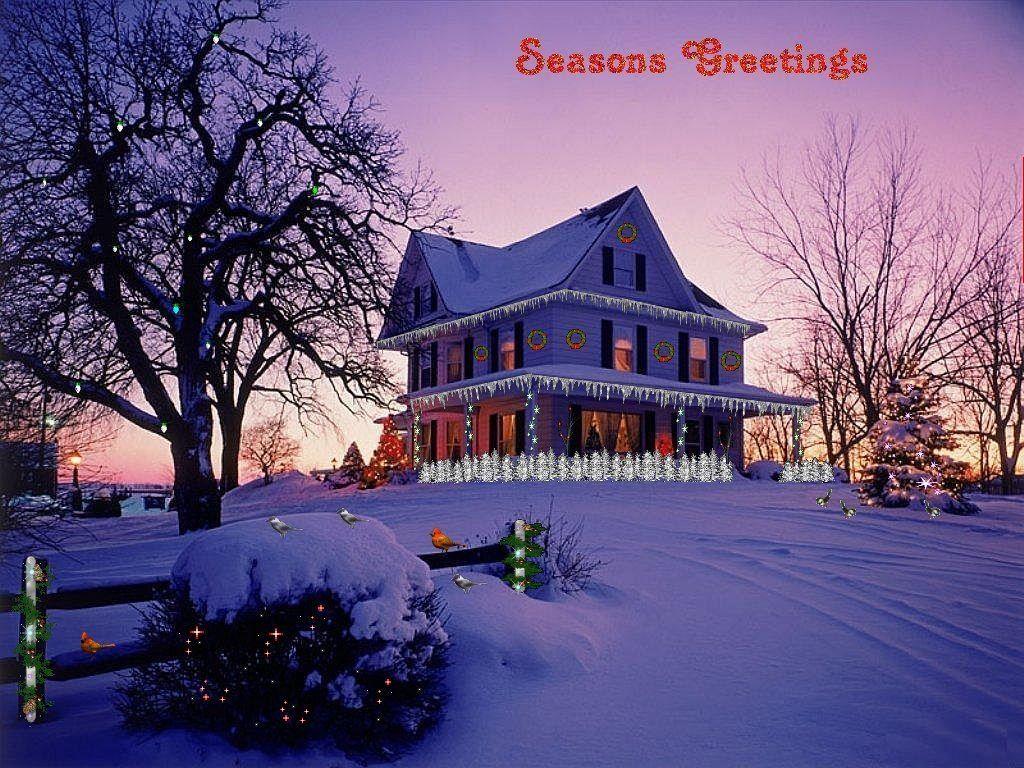 Free Christmas Screensavers The Free Snow Christmas