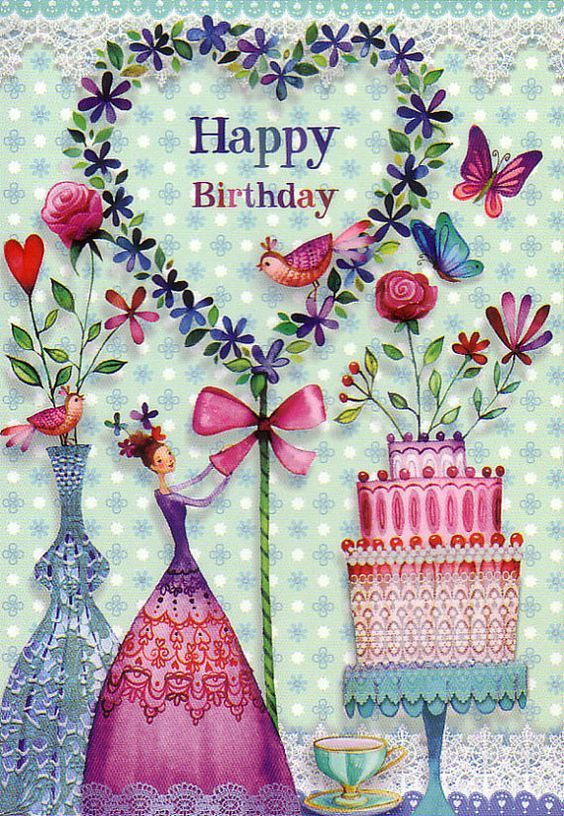 Happy Birthday BIrthday cards Pinterest Happy