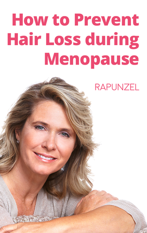 How to Prevent Hair Loss Before Hitting Menopause