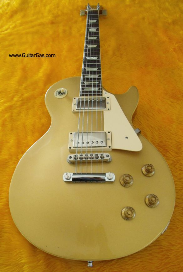 Fernandes Super Grade Gold Top
