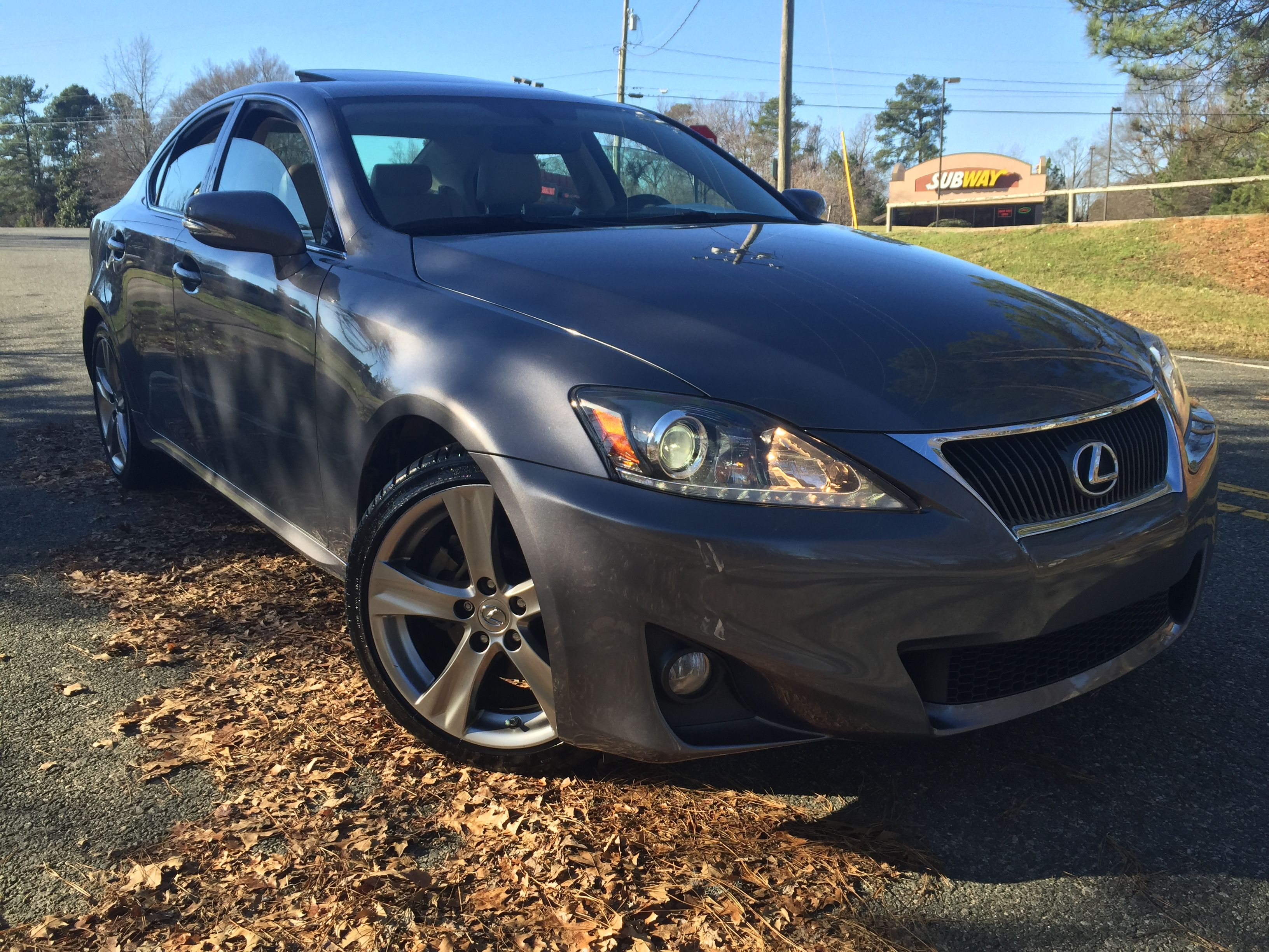 Used 2012 Lexus IS 250 For Sale Durham NC