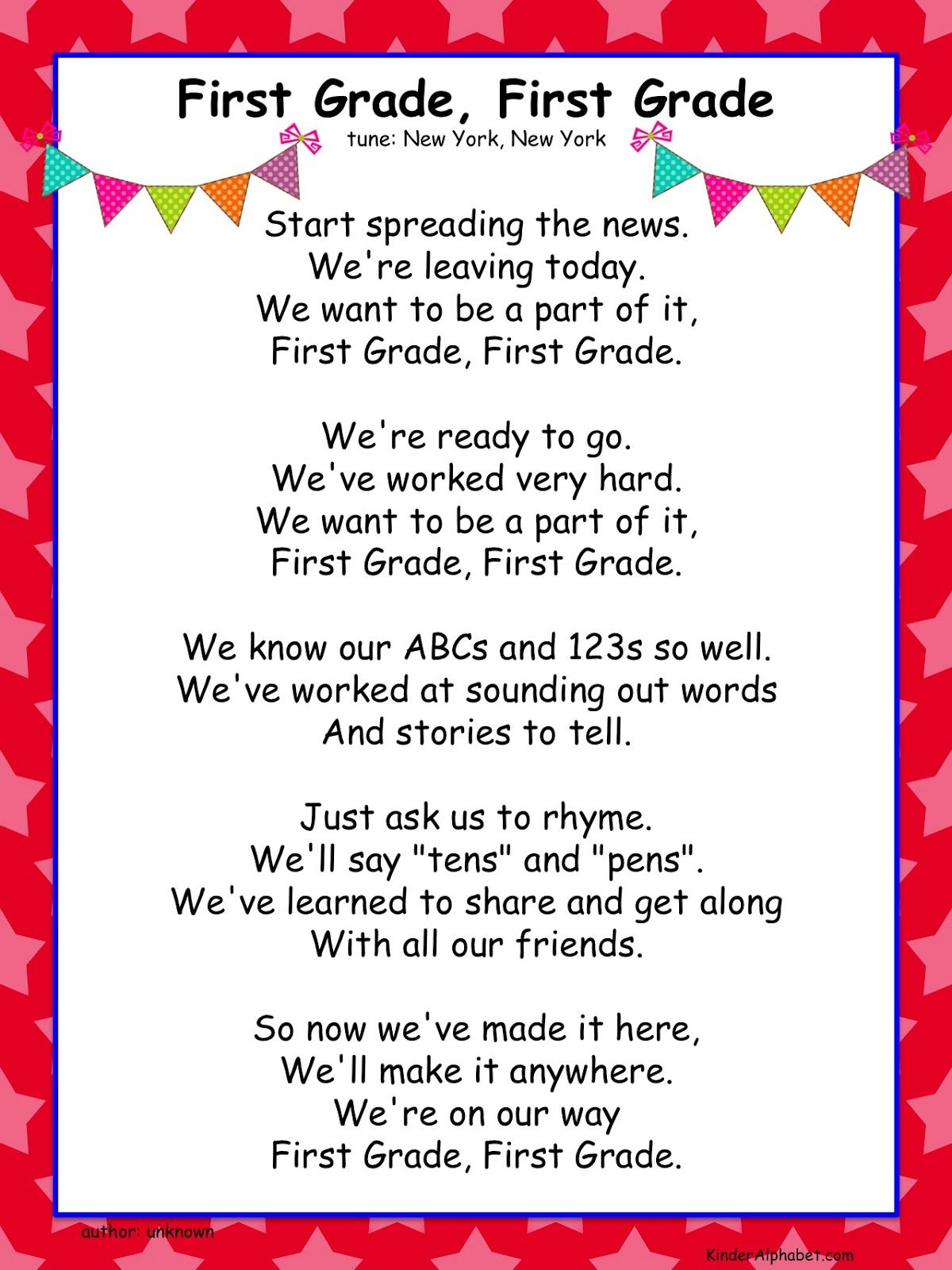 End Of The Year Activities Free Leaving For First Grade