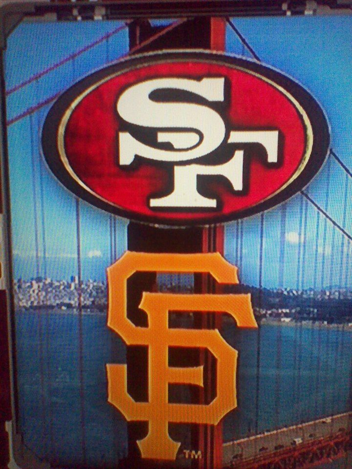 49ers & Giants this is our year!!! h o m e