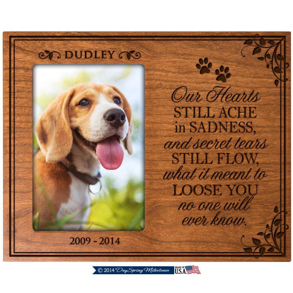 In loving memory gifts pet memorial gift pet memorial