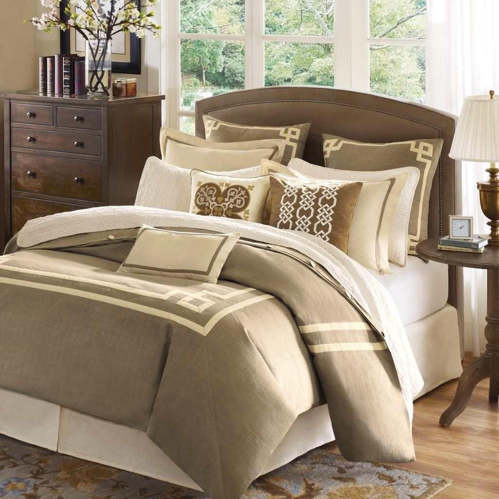 Awesome King Size Comforter Sets Looks Very Elegant