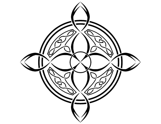 Celtic Knot Tattoos PNG Transparent Images PNG All