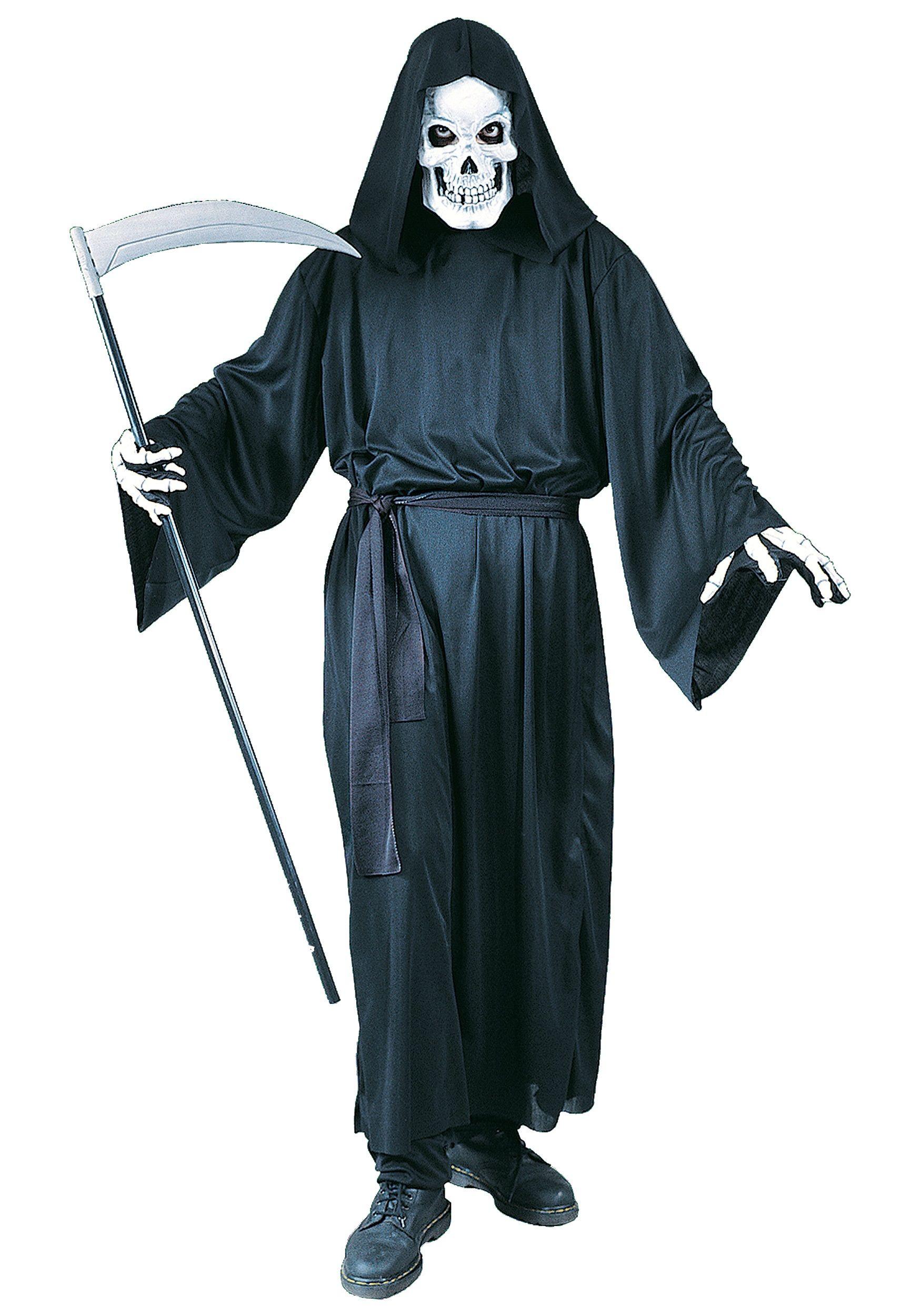 scary halloween costumes Grim Reaper Halloween Costume