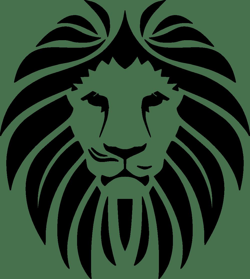 Lion Logo Png Lion logo png Heirlooms Pinterest