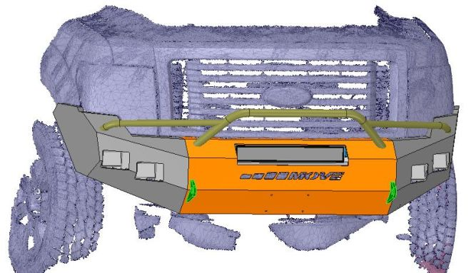 Build your custom diy bumper kit for trucks move bumpers