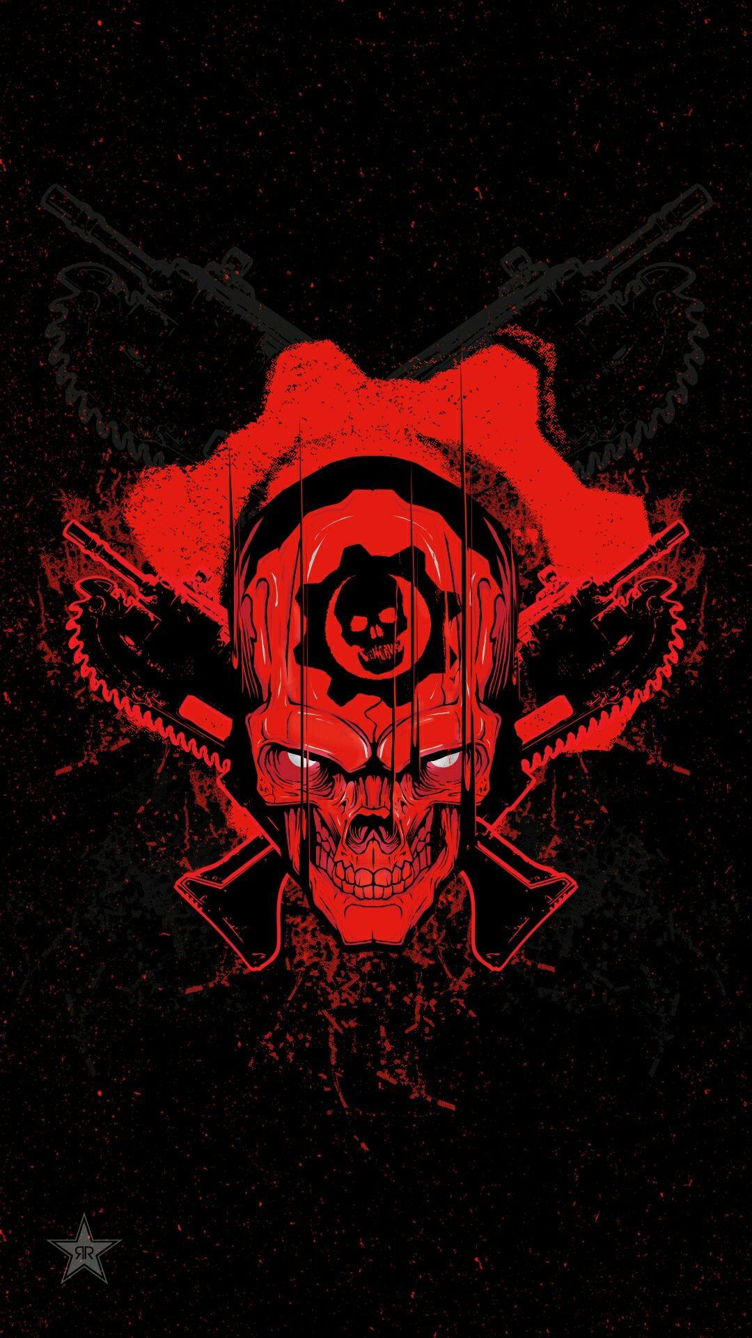 Hydro74 Gears of War Rockstar Energy Drink Gears of War
