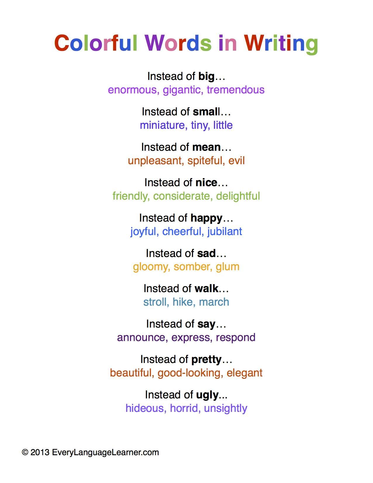 Help Your Students Expand Their Vocabulary And Make Their