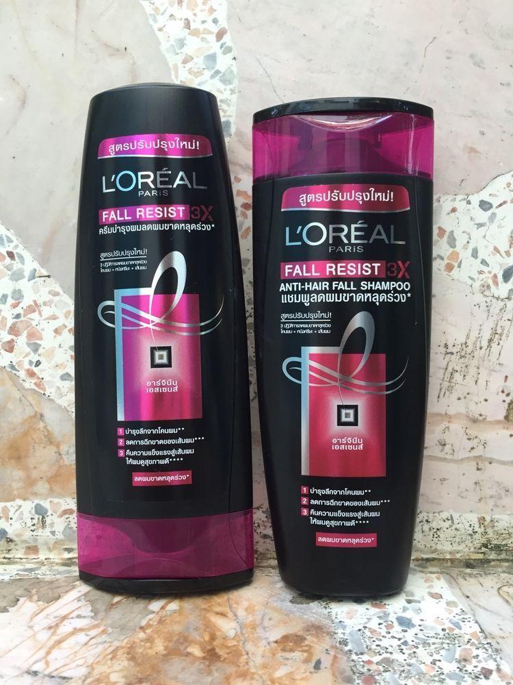 L'Oreal Elseve ELVIVE Arginine Resist x3 Anti hair fall
