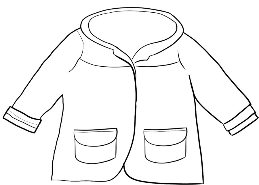 rain coats coloring pages and coloring on pinterest