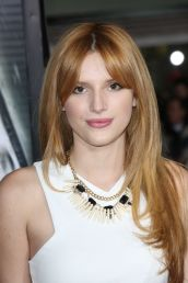 A Complete Guide To Bangs - Bella Thorne
