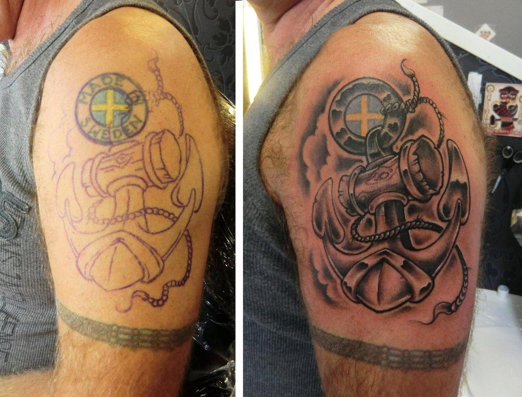 Cover up tattoo for men Tattoo ideas 2015 Pinterest