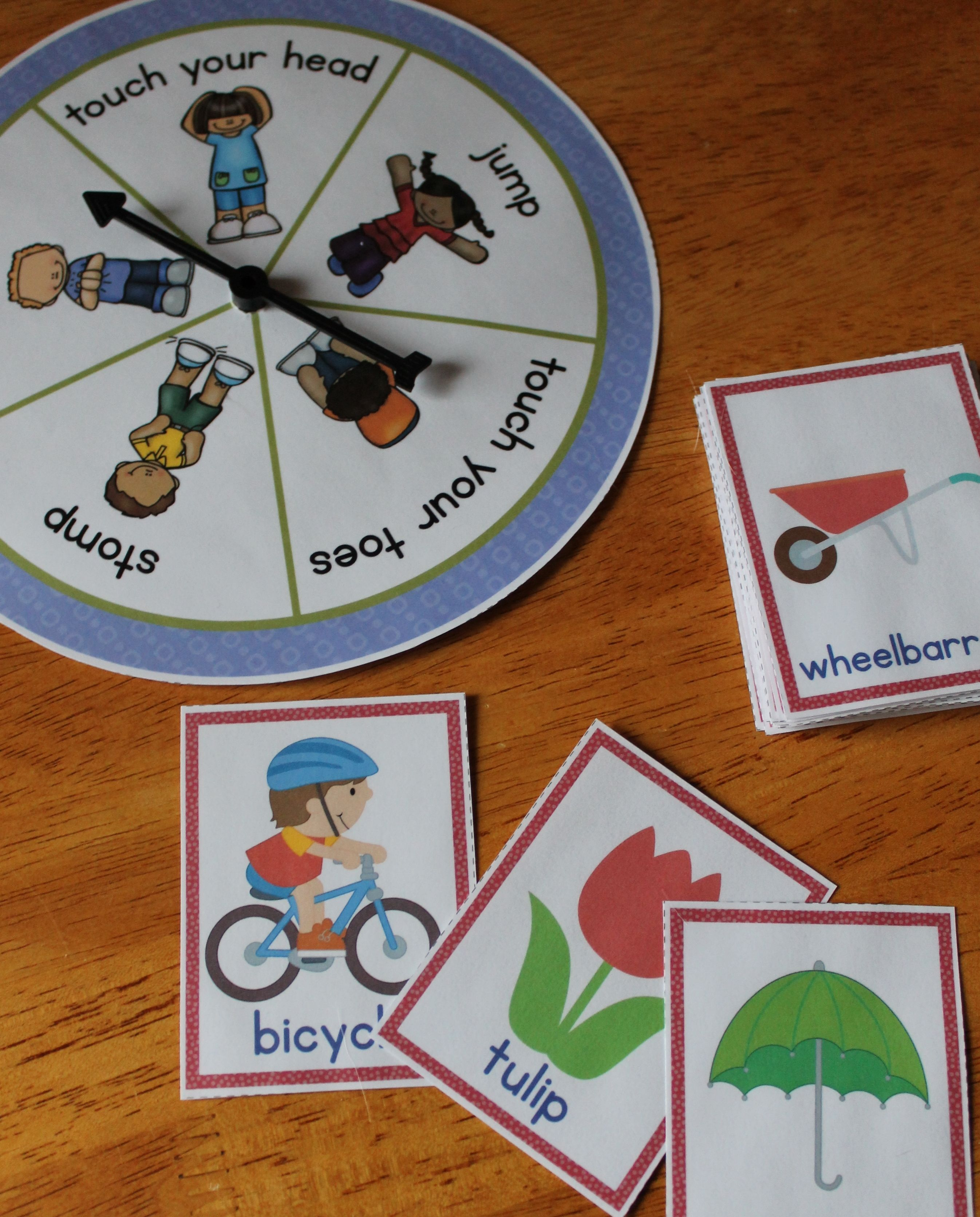 Syllable Counting Activities