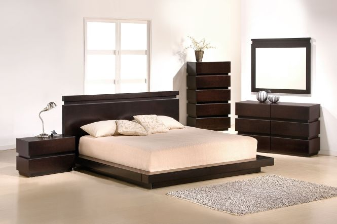 Furniplanet Knotch Queen Size Bed At Price New
