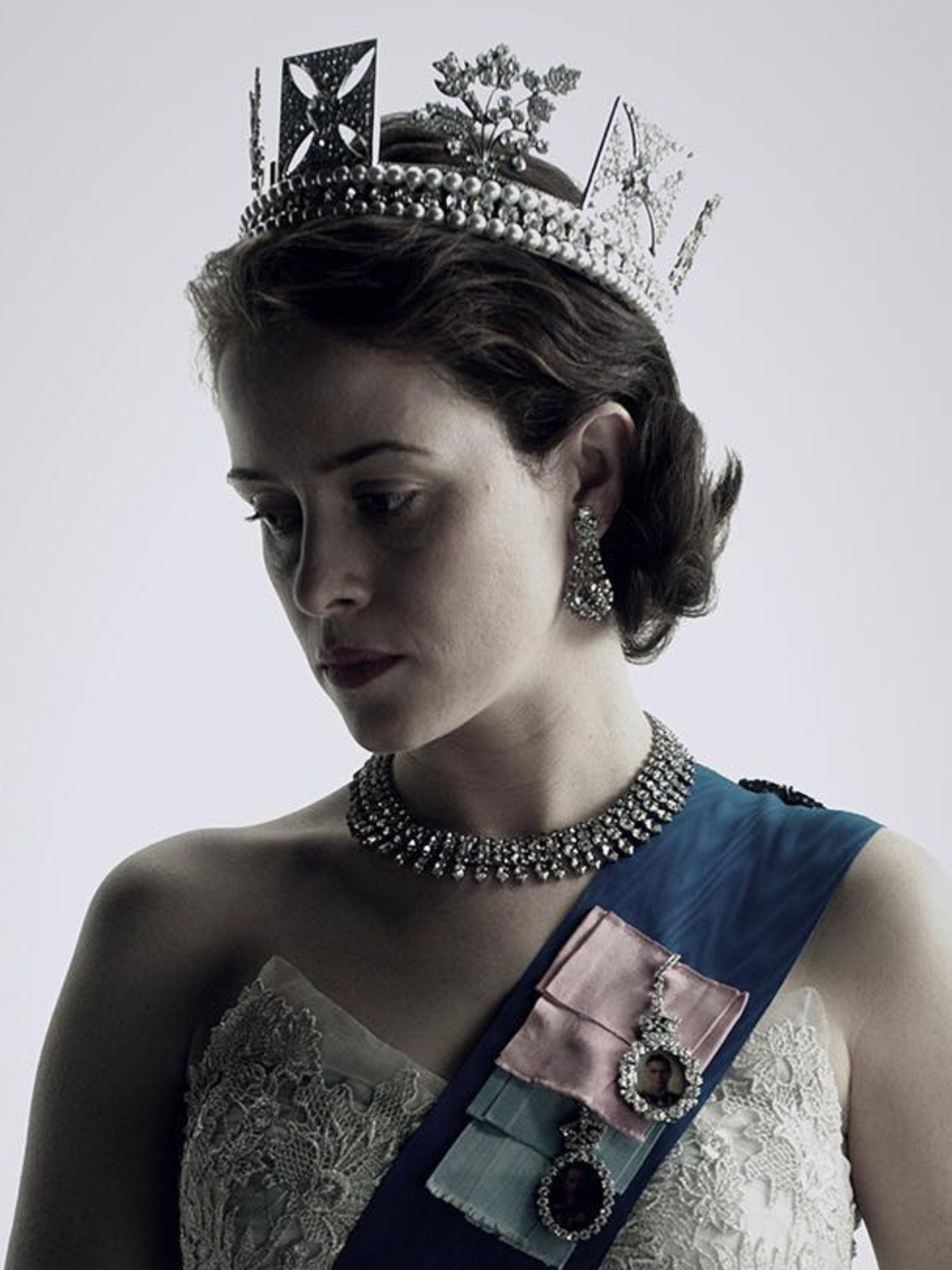 Claire Foy in The Crown Film and Television Pinterest