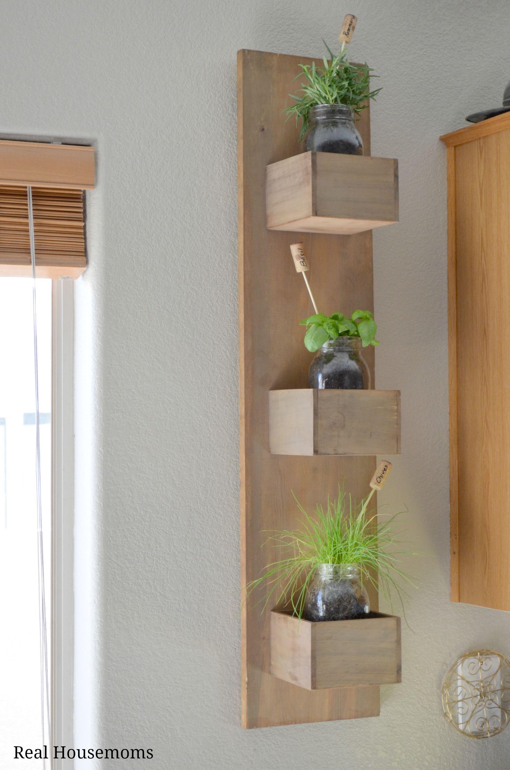 DIY Kitchen Herb Garden Discover best ideas about
