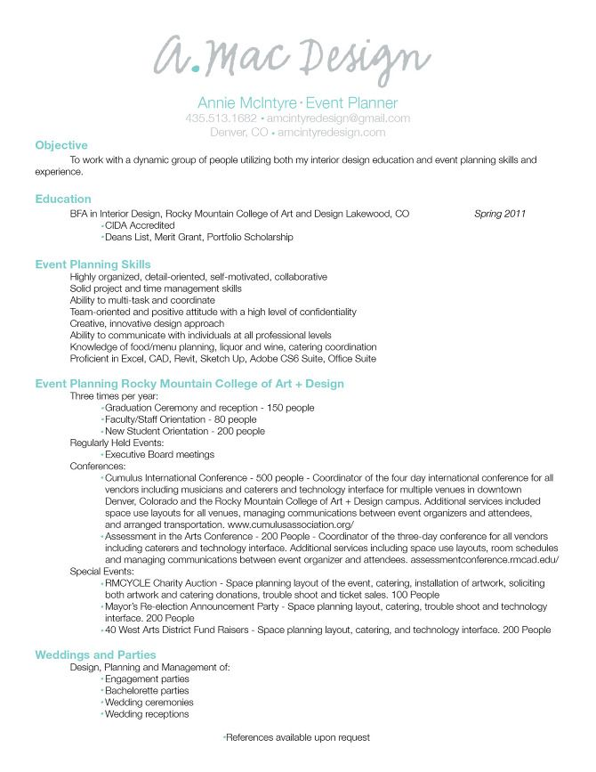 Event Planner Resume Objective travel agent sample airline ticket – Events Coordinator Resume