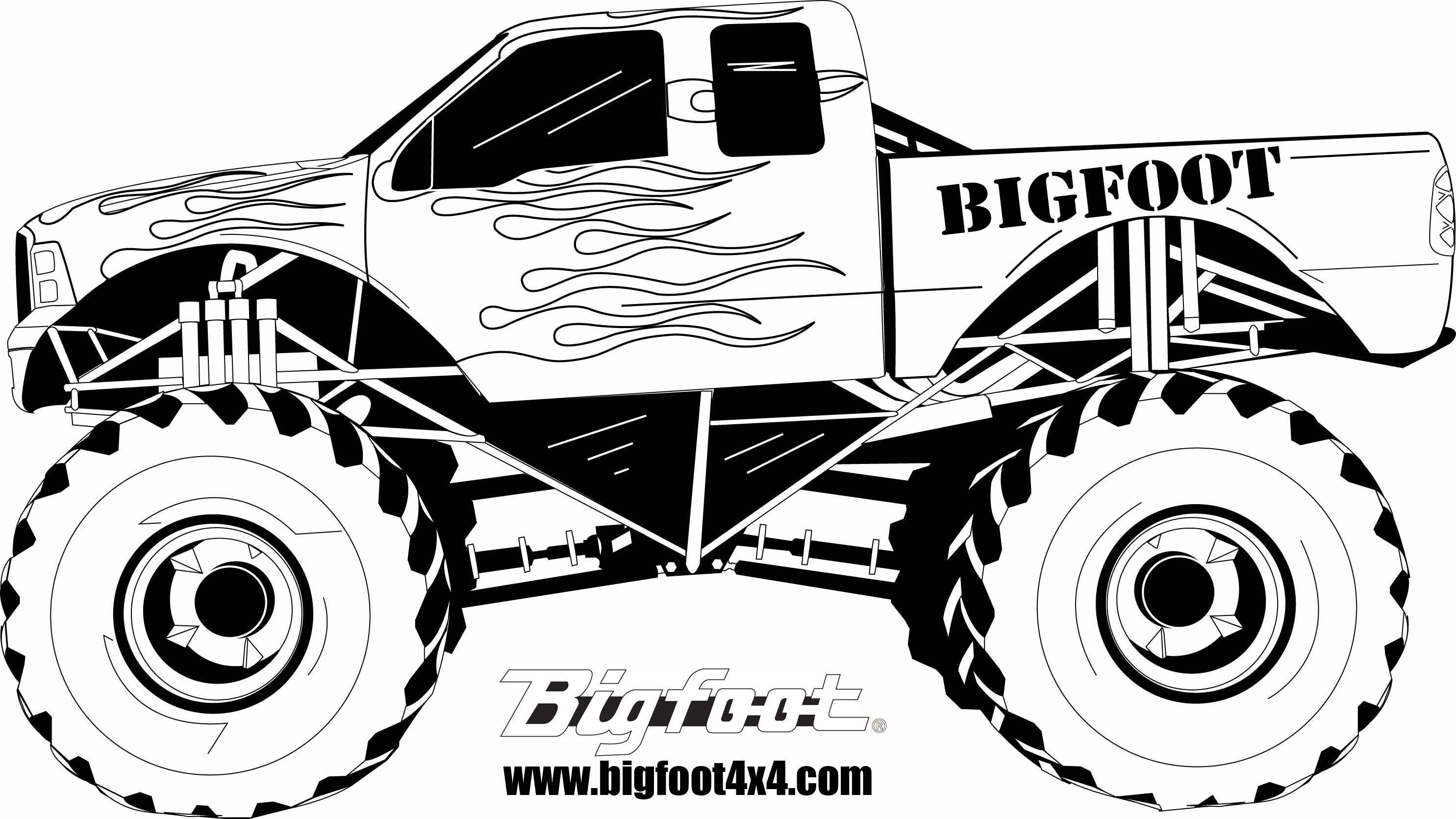 1000 images about izzacs on pinterest monster trucks coloring