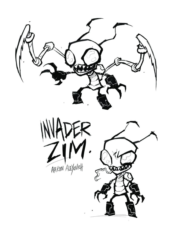 Zim And Gaz