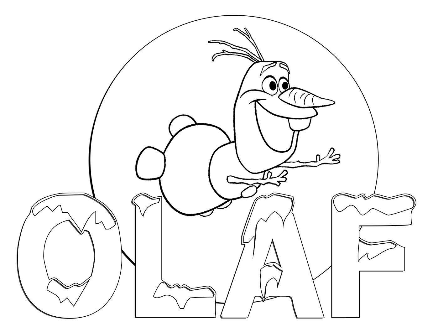 Downloads The Latest Coloring Pages Disney Frozen