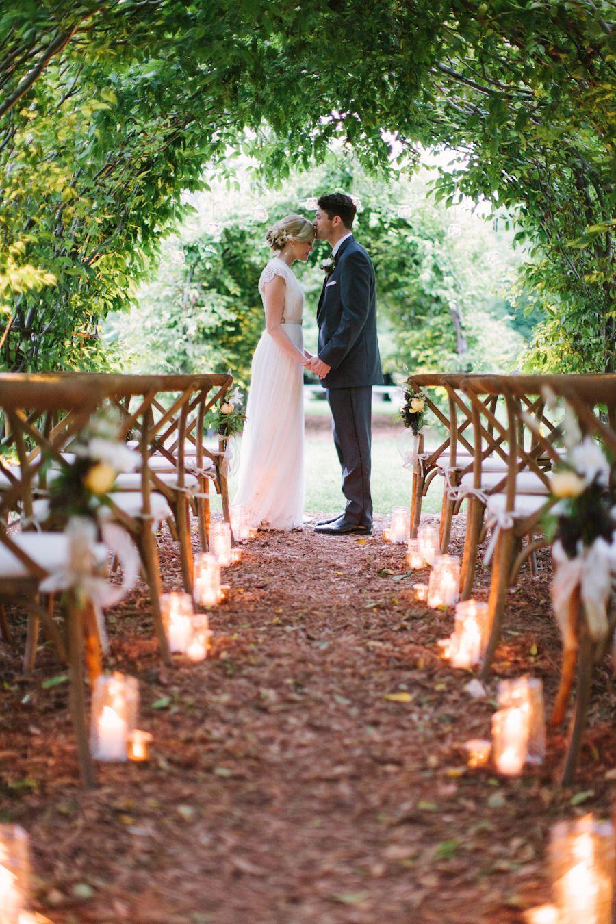 Elegant Dusk Wedding Ideas Dusk, Elegant and Third