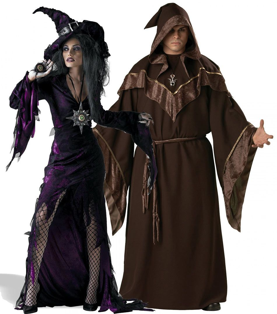 Disfraces de Halloween para parejas 24 ejemplos