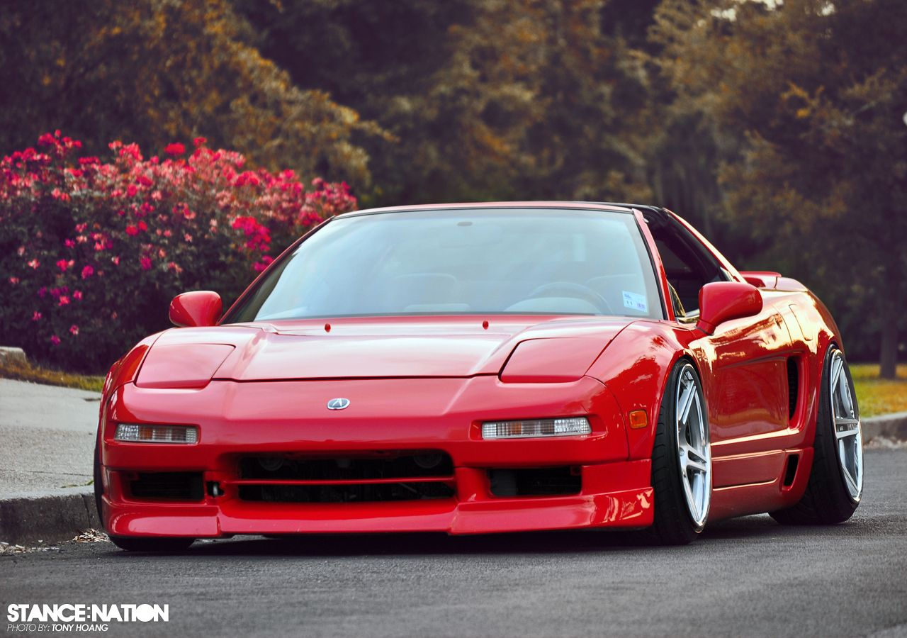 Honda NSX, the car that made the supercar world sit up and