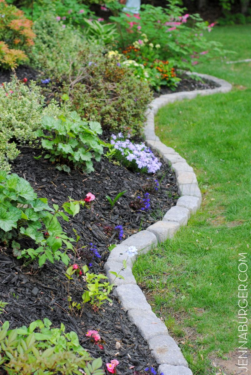 The Perfect Border for your Beds Defining a gardens edge