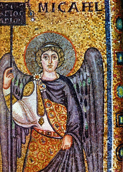 Venice Area Mosaic I Love When The Angels Have Colored